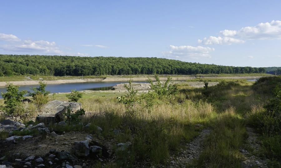 Bear Creek Preserve in Pennsylvania.