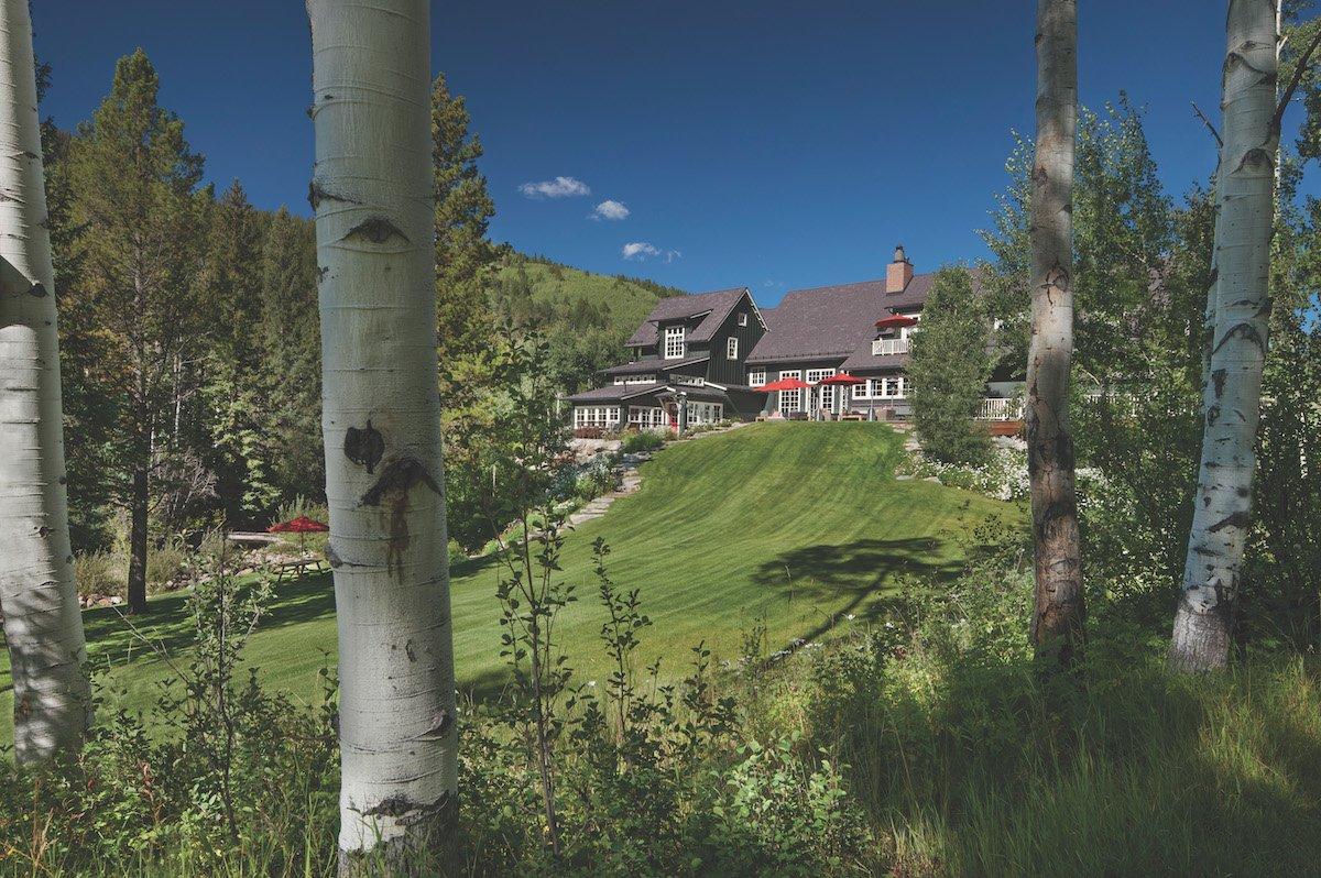 Beautiful Dunbar Ranch, just minutes from downtown Aspen.