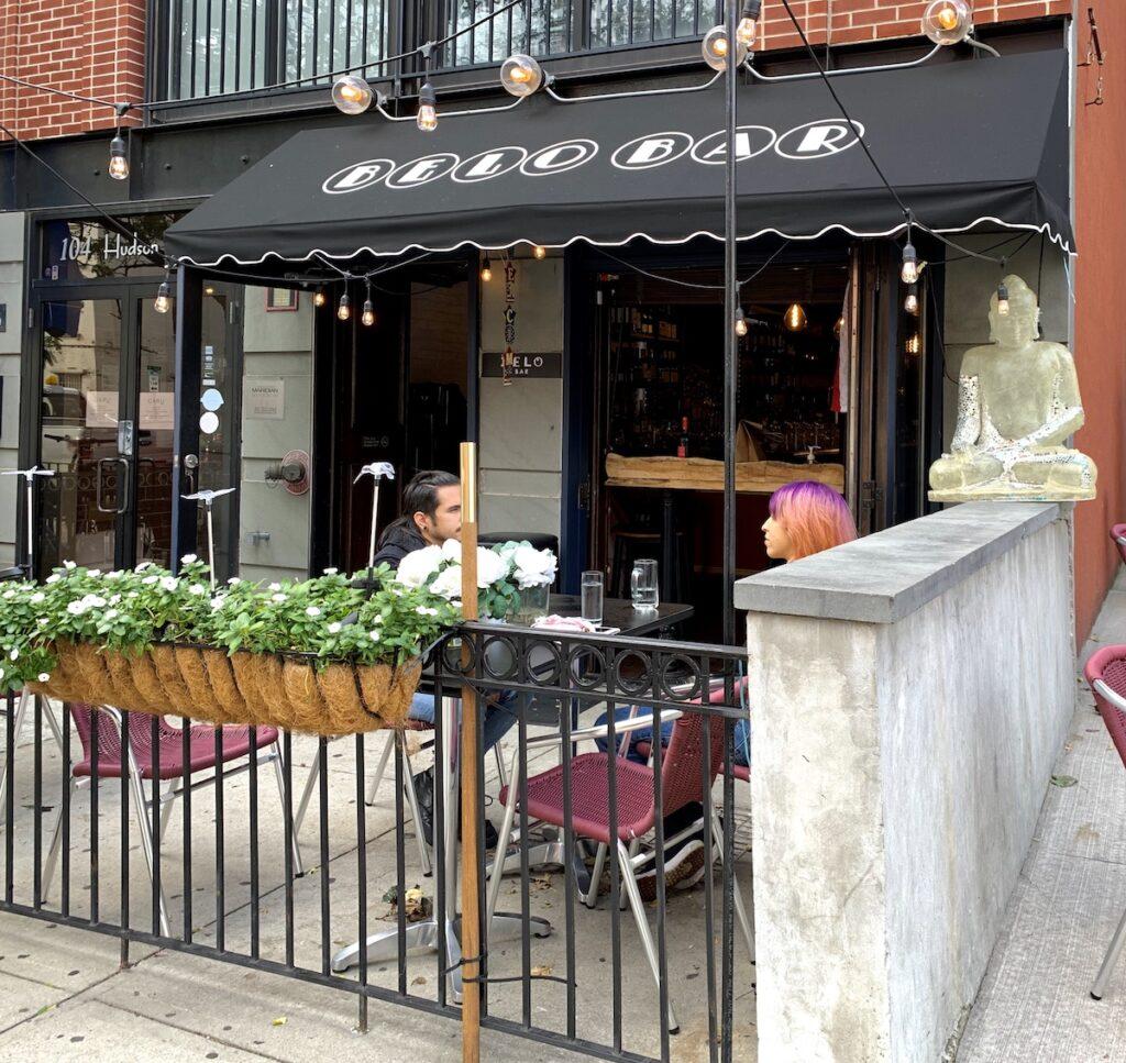 Belo Bar in Hoboken.