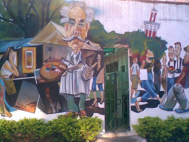 Benedito Calixto square, Pinheiros