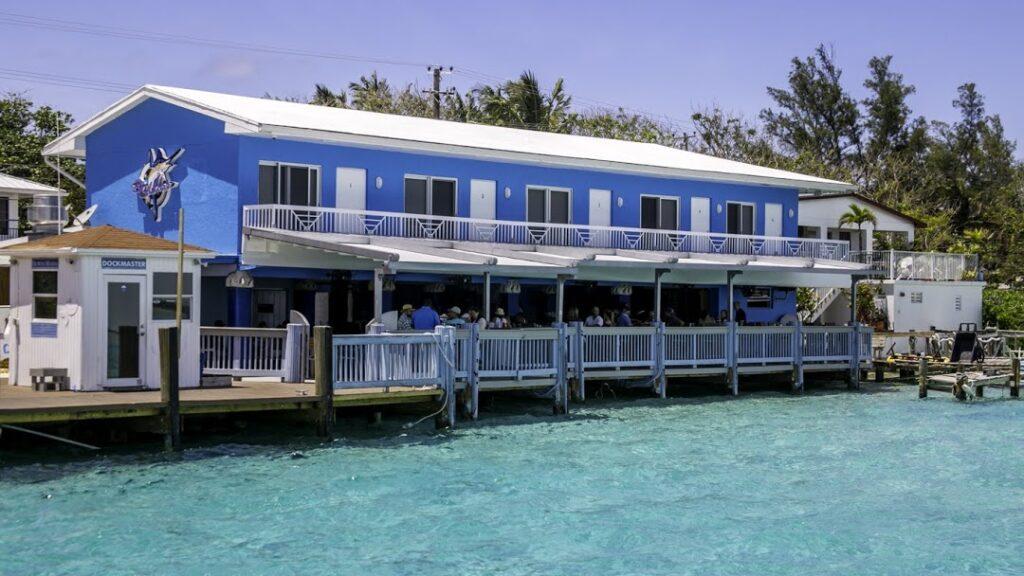 Bimini Big John's in Alice town on Bimini island.