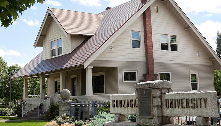 Bing Crosby's Childhood Home in Spokane, Washington.
