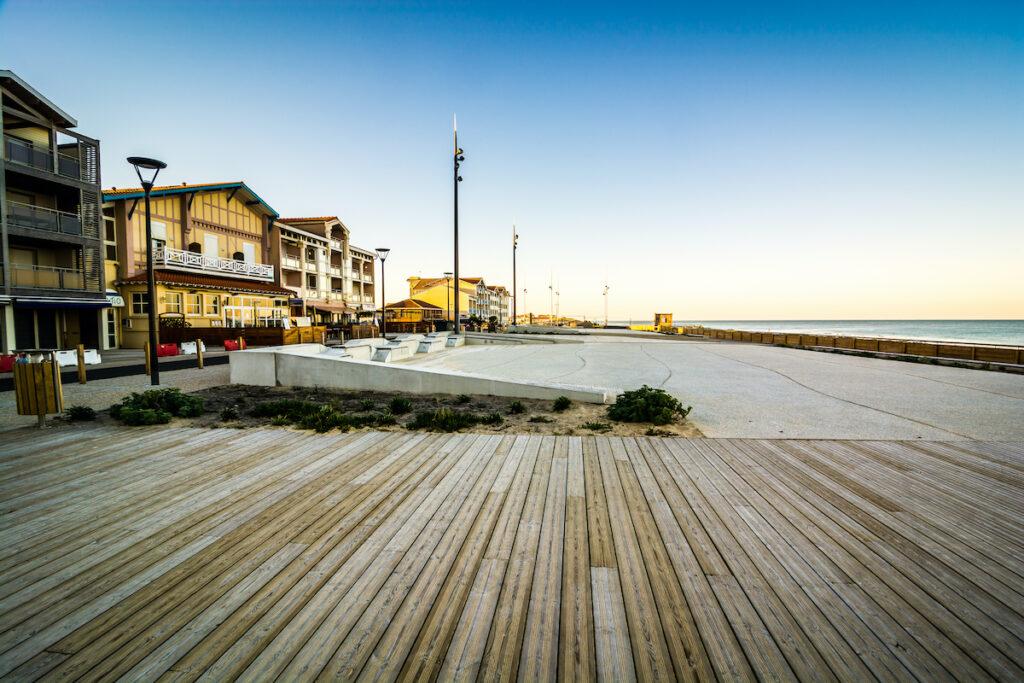 Biscarrosse Beach, Silver Coast, France.