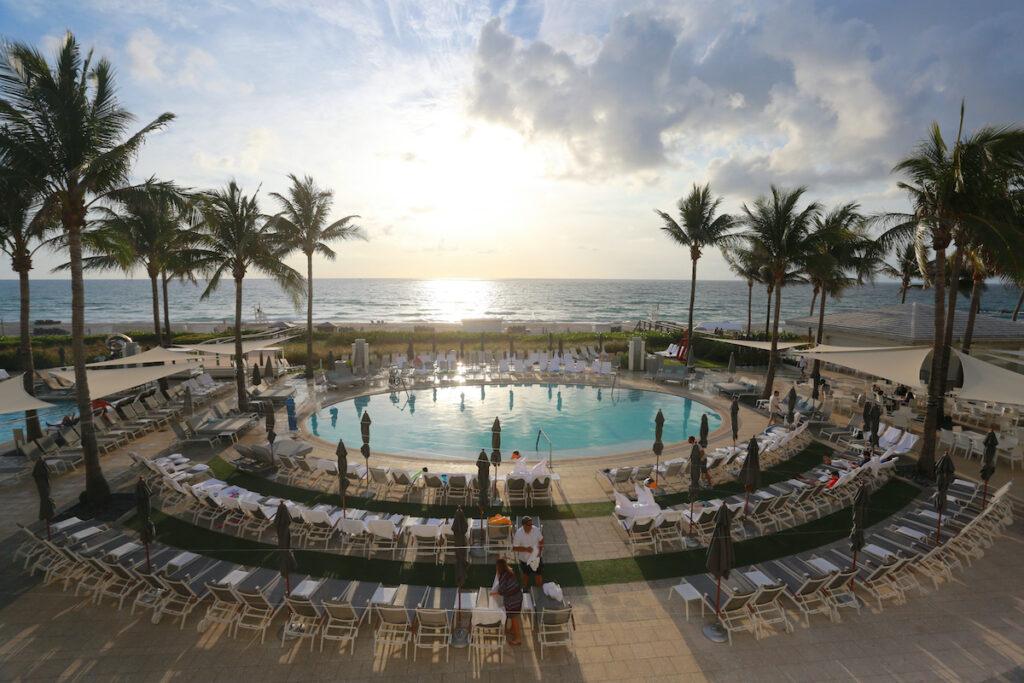 Boca Beach Club, Boca Raton, Florida.