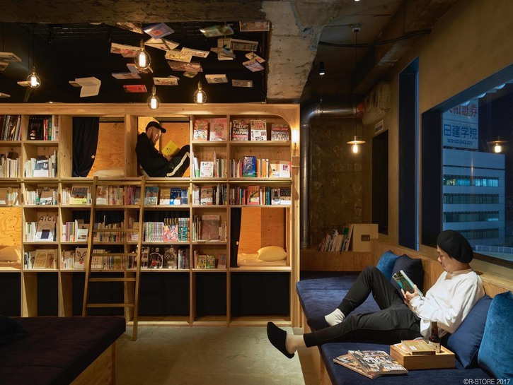 Book and Bed hostel Tokyo