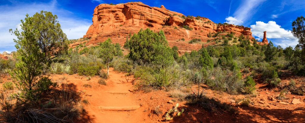 Boynton Canyon in Sedona, Arizona.