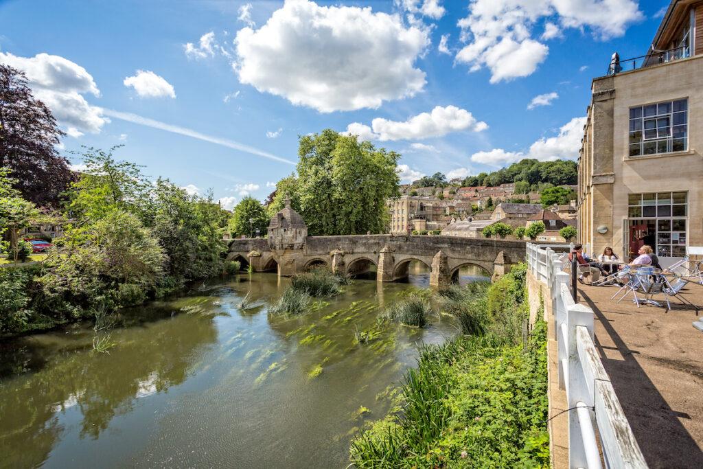 Bradford-On-Avon in West Wiltshire.
