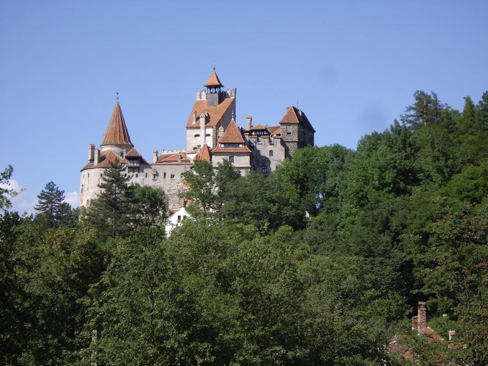 Bran Castle in Transylvania.
