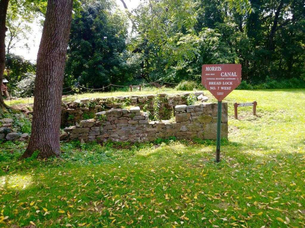 Bread Lock Park in Stewartsville, New Jersey.