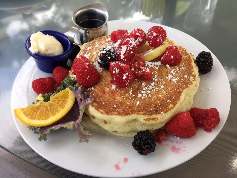 Breakfast from McKay Cottage Restaurant.