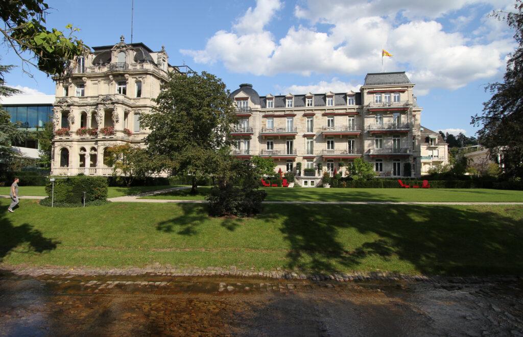 Brenners Park-Hotel, Baden Baden