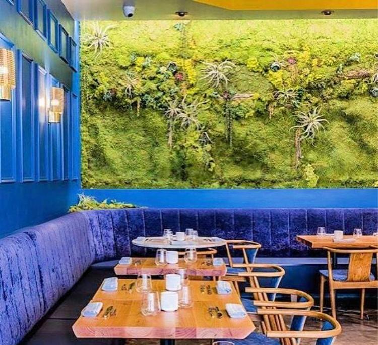 Bresca restaurant in Washington, DC