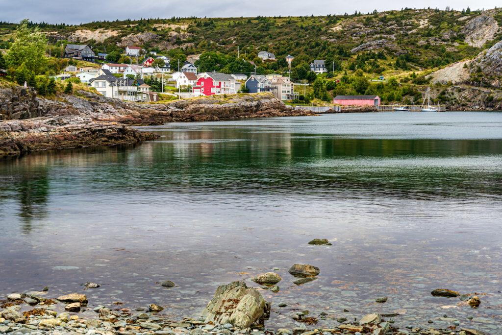 Brigus, Newfoundland and Labrador, Canada.
