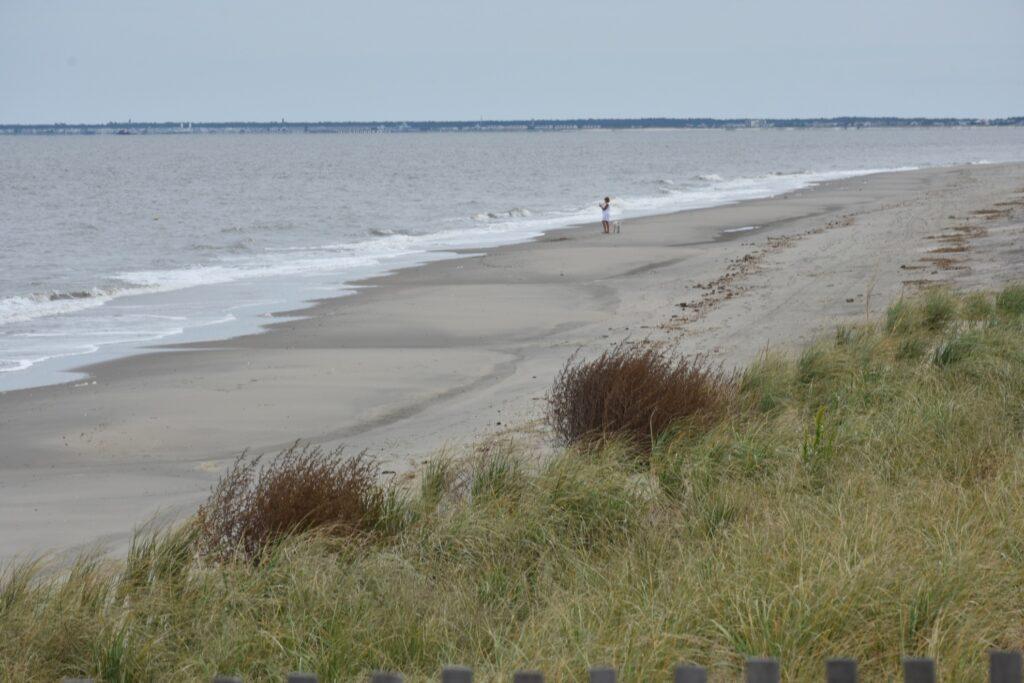 Broadkill Beach in Delaware.