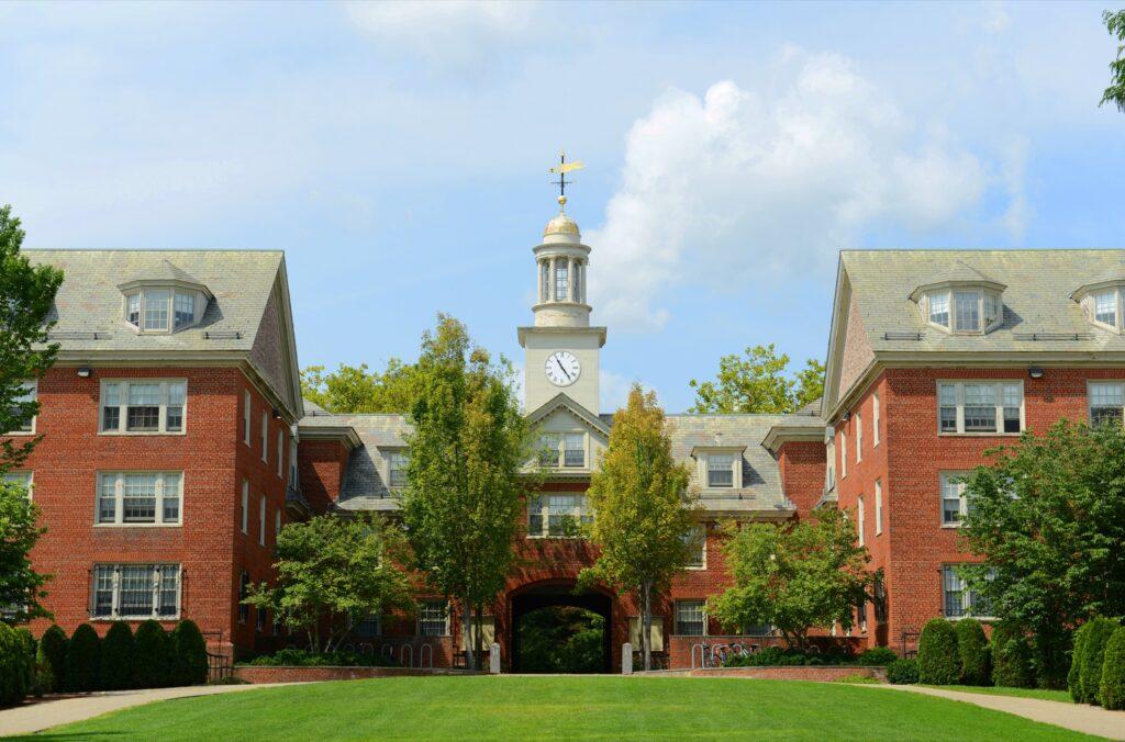 Brown University in Providence, Rhode Island.