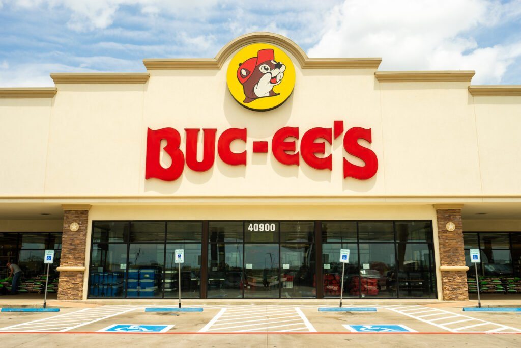 Bruce-ee's on the northern edge of Forth Worth.