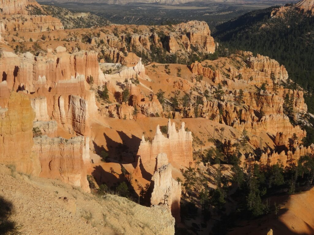 Bryce Canyon in Utah.