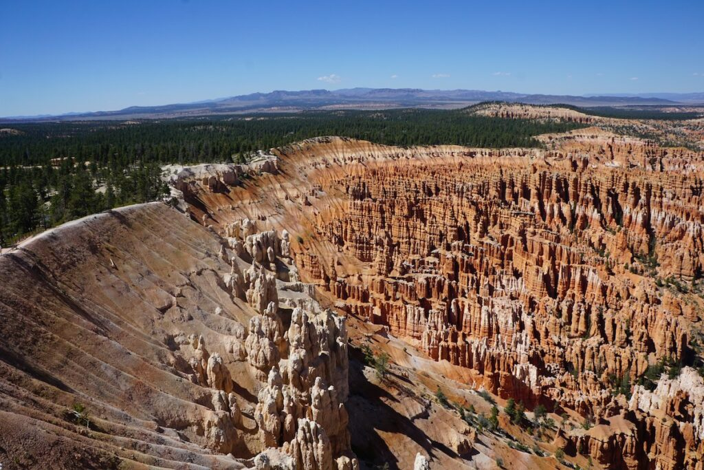 Bryce Canyon National Park near Kanab, Utah.