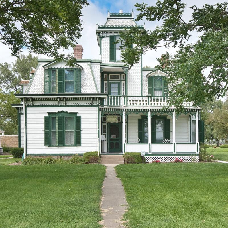 Buffalo Bill Ranch State Historical Park.