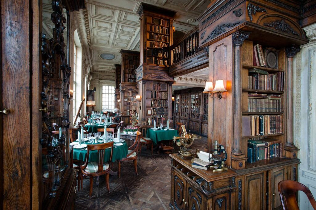 Café Pushkin in Moscow