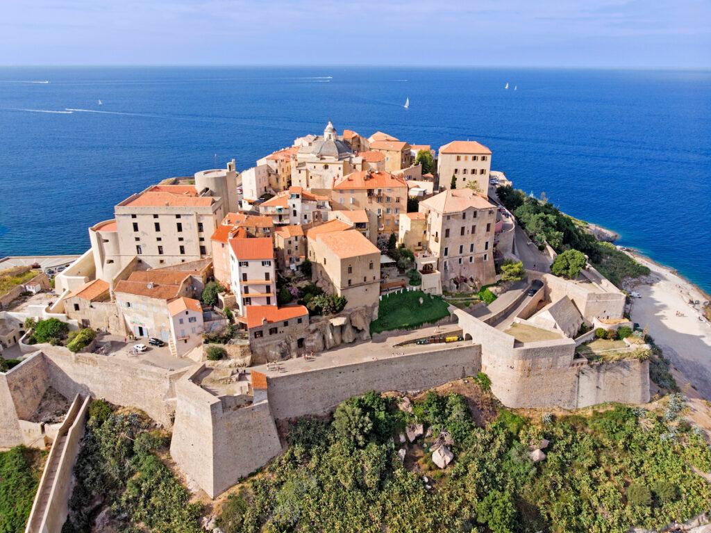 Calvi, Corsica.