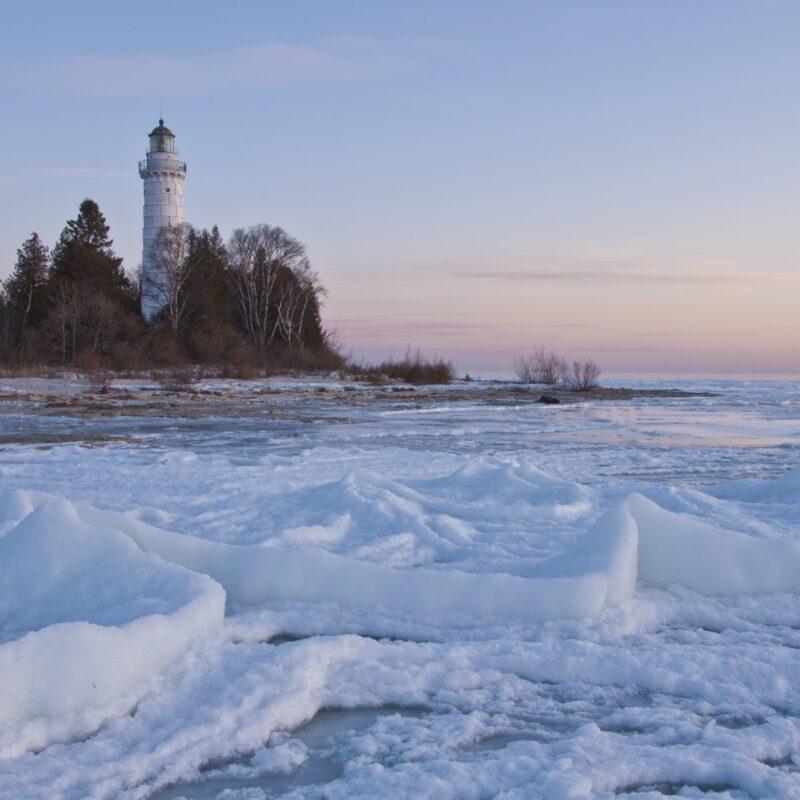 Cana Island, Door County, Wisconsin