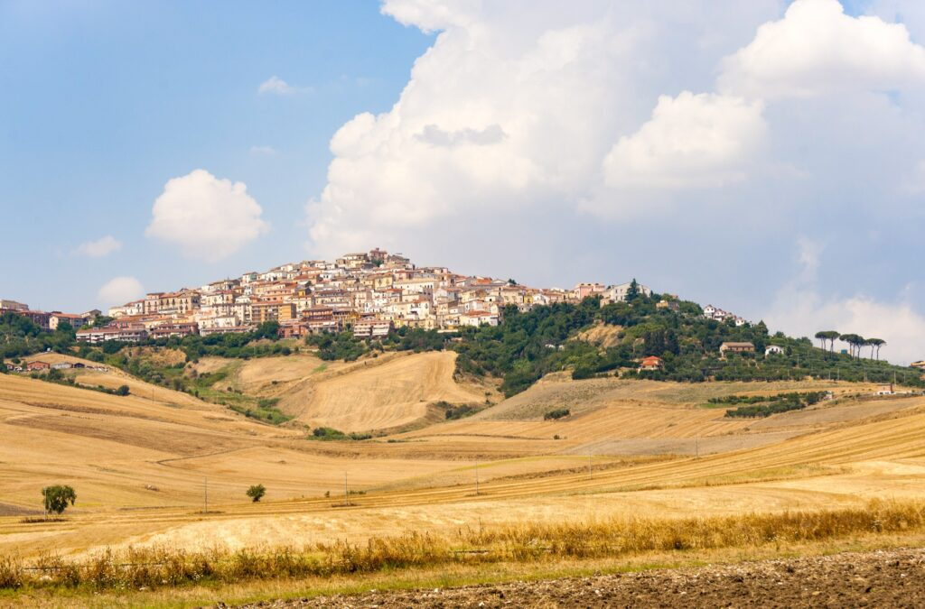 Candela in Italy.