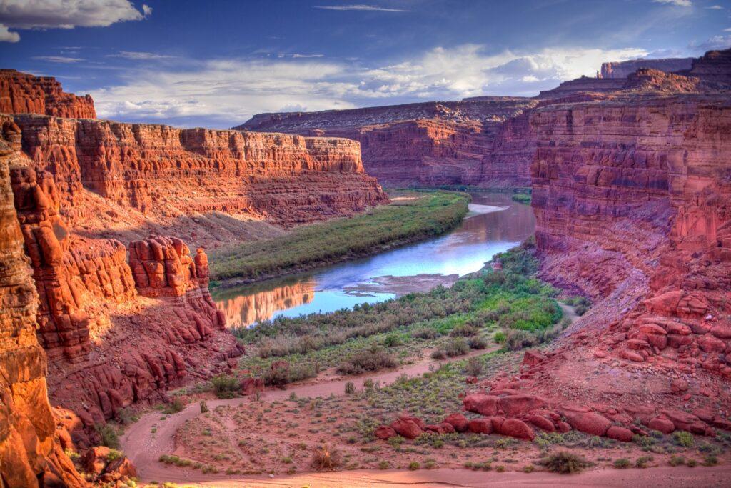 Canyonlands National Park in Utah.