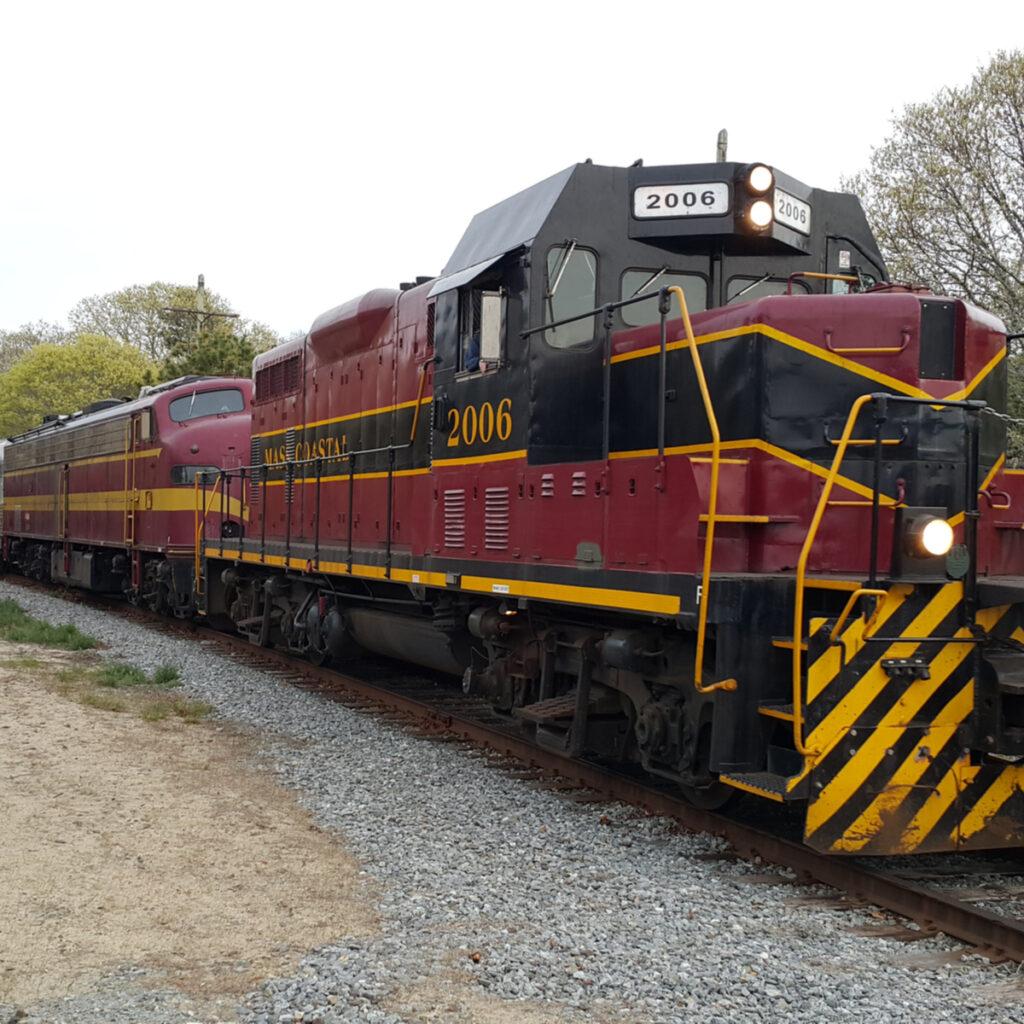 Cape Cod Dinner Train.