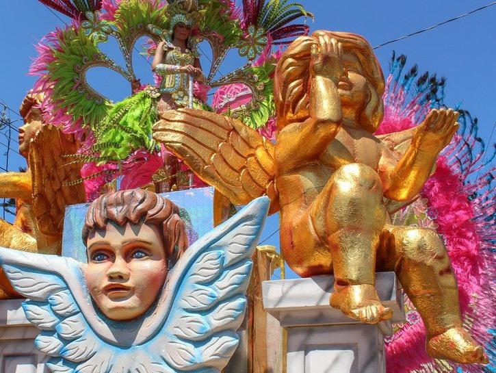 Carnaval in Panama