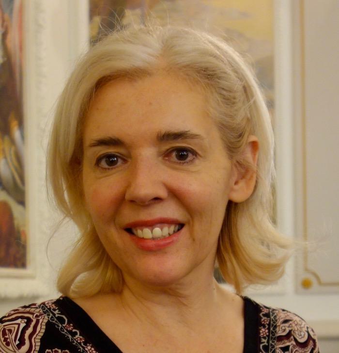Carol Perehudoff.