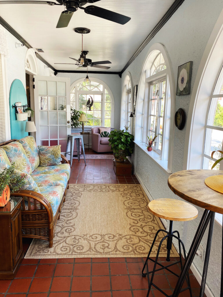 Casa de Suenos Bed and Breakfast in St. Augustine.
