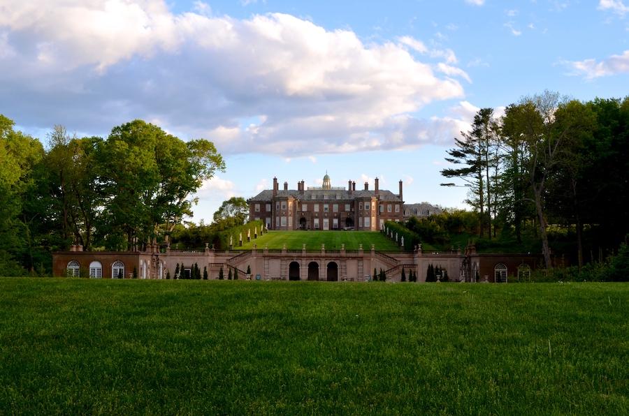 Castle Hill on the Crane Estate in Massachusetts.
