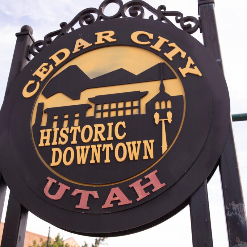 Cedar City, Utah.