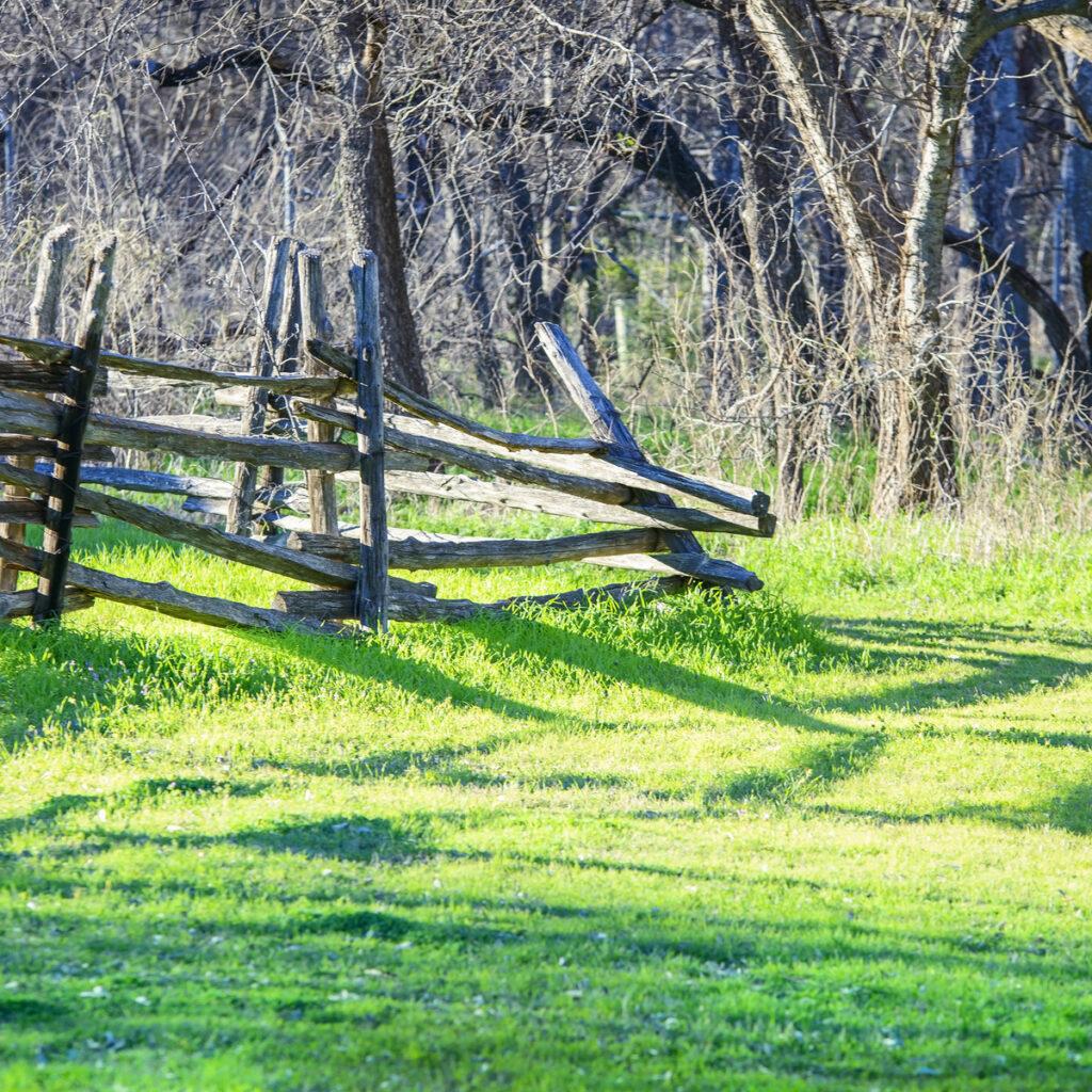 Cedar Hill State Park in Texas.