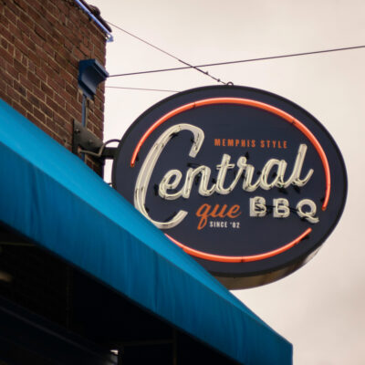 Central BBQ in Midtown.