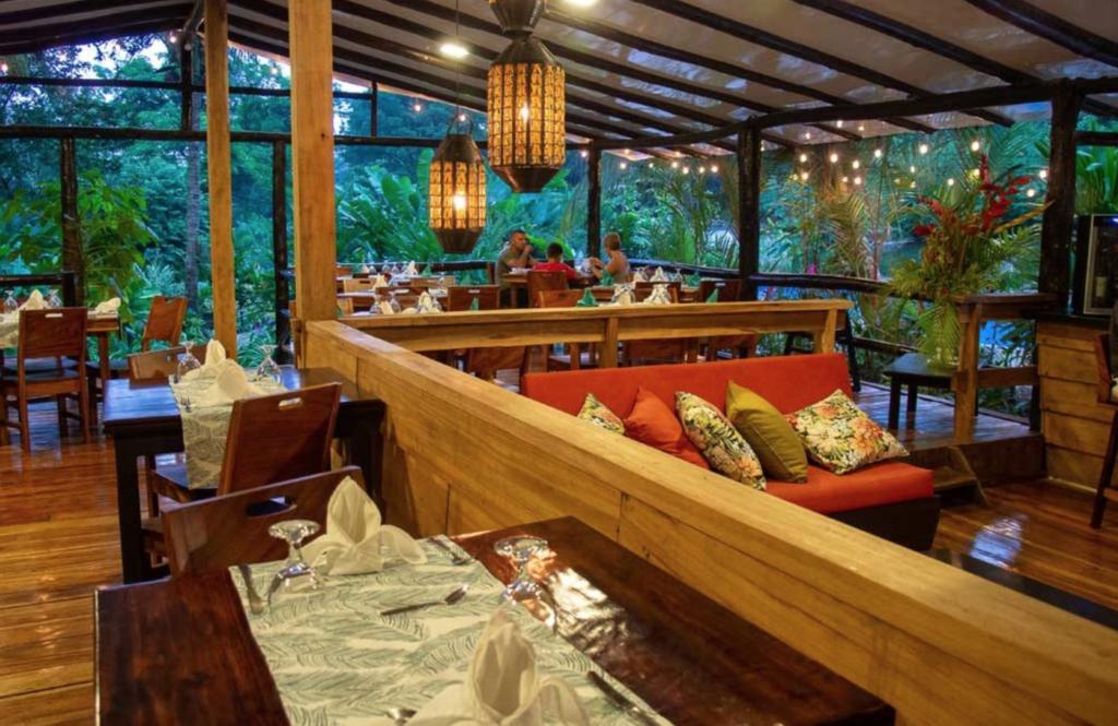 Chachagua Rainforest Eco-Lodge in Costa Rica.