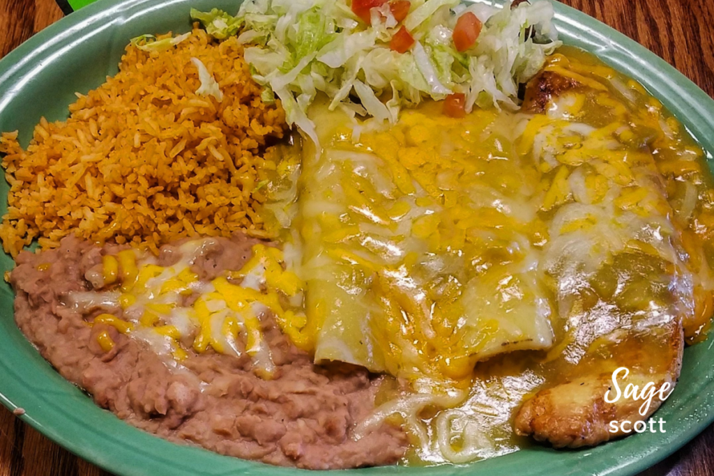 Chachi's Mexican Restaurant, Las Cruces, NM.
