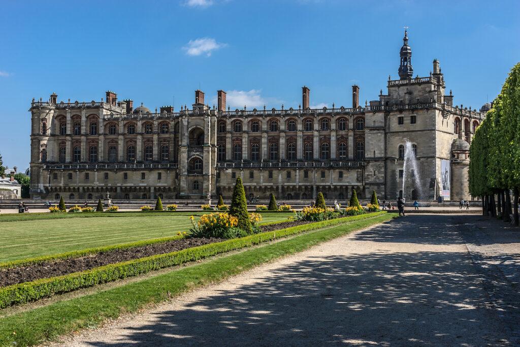 Chateau de Saint-Germain-en-Laye.