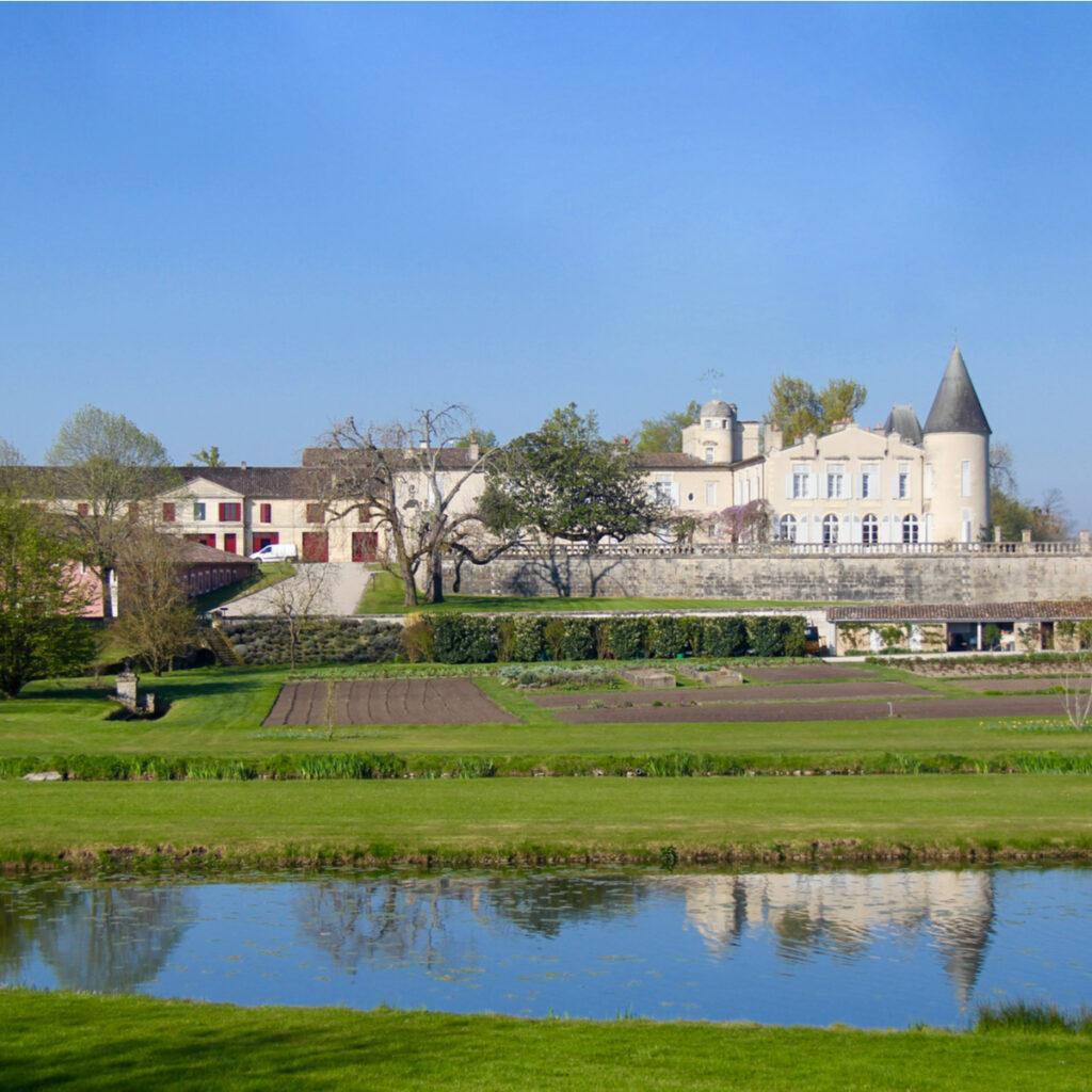 Chateau Lafite Rothschild, Pauillac.