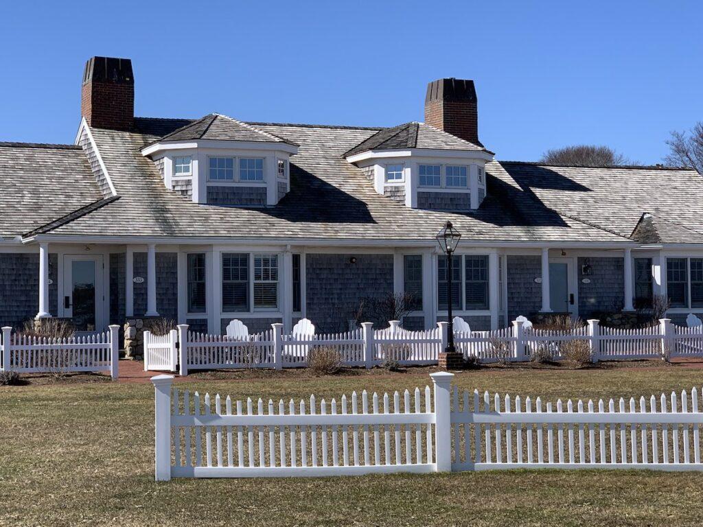 Chatham Bars Inn Cottages.