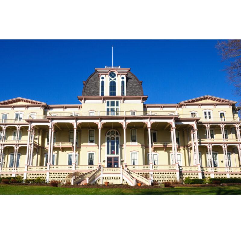 Chautauqua Institution.