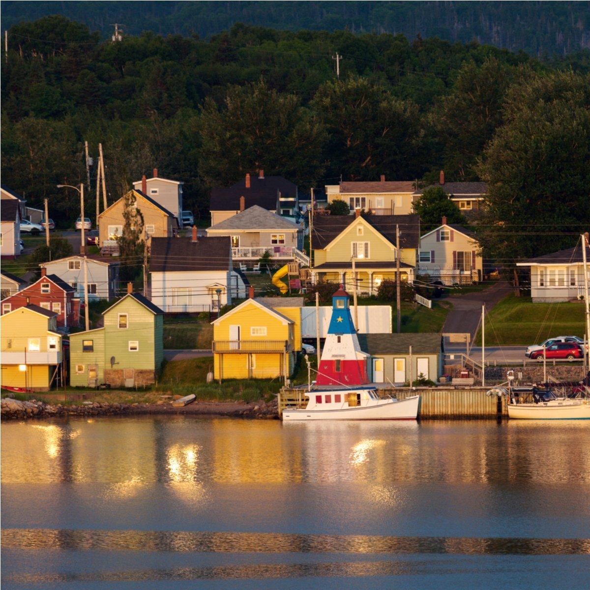 Cheticamp, Nova Scotia, Canada.
