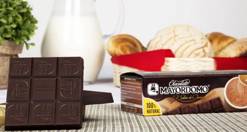 Chocolate from Mayordomo in Oaxaca.