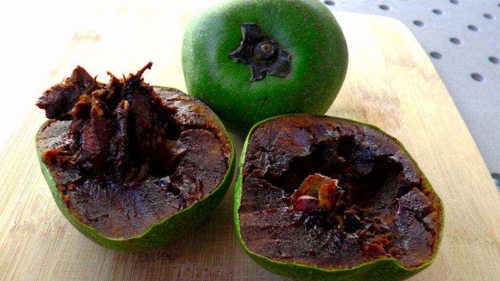 Chocolate Pudding Fruit