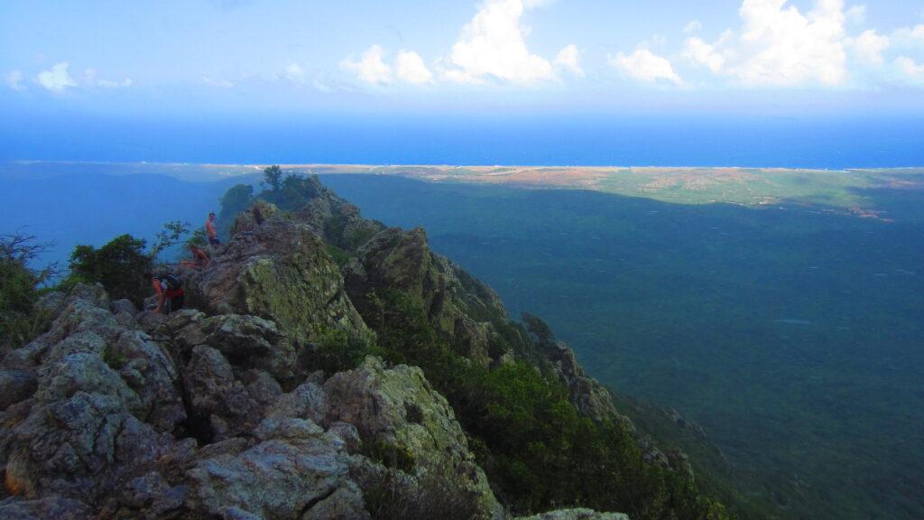 Christoffel Mountain, Curacao