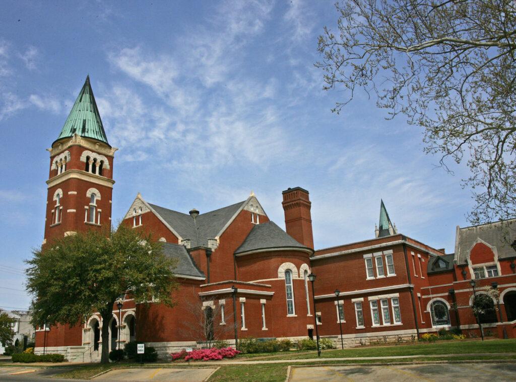 Church Street United Methodist Church in Selma.