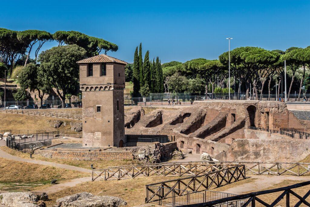 Circus Maximus in Rome.