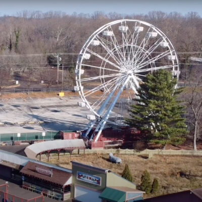 Clementon Park, an amusement and water park in New Jersey.