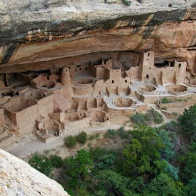 Cliff Palace, Mesa Verde National Park.